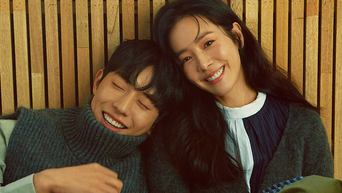 Nam JooHyuk & Han JiMin For Marie Claire Magazine January Issue