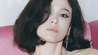 Song HyeKyo For W Korea Magazine January Issue