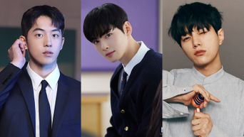 The Most Popular Actors, Dramas, & Web Dramas On Kpopmap In 2020