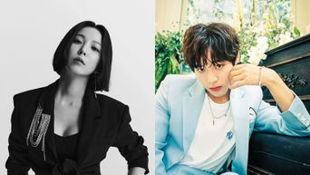 BoA Said To Have Given Park JiHoon A Song Under Her Alias Name