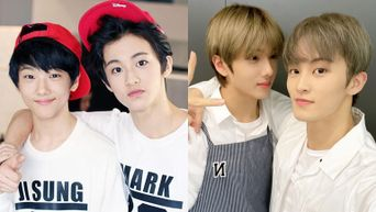 Fans Reminisce The Times When NCT's JiSung And Mark Were Introduced As 'SM Rookies'