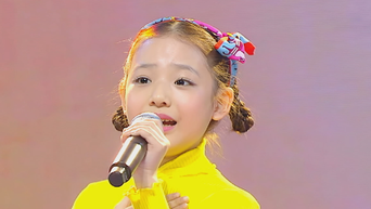 Elementary School 'Miss Trot 2' Contestant Looks Just Like IZ*ONE's Jang WonYoung