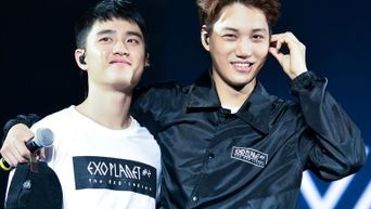 The Hilarious Situation Where Kai Cried Like A Baby & D.O Laughed Happily