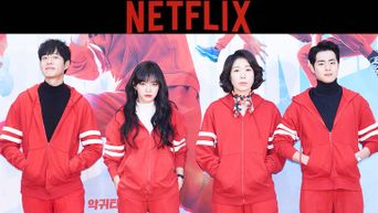 'The Uncanny Counter' Currently Ranked 9th Most Popular TV Show On Netflix Worldwide