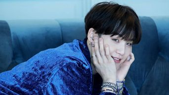 BTS's Suga Chosen As The Celebrity Who Goes Well With Snow The Best