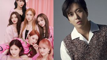 CNBLUE's YongHwa Shows Support For Cherry Bullet's Comeback With 'Cherry Rush'