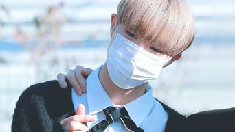 CIX's HyunSuk Radiates Like A Prince With Outdoor Photos Taken By Fans