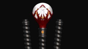 DREAMCATCHER Releases Beautiful Official Lightstick