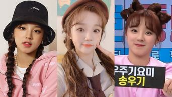Netizens Notice How (G)I-DLE's Yuqi Pulls Off Various Hairstyle Throughout The Years