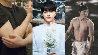 Kim MyungSoo Shows His Hard Work To Build Muscles On His YouTube Channel