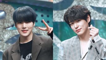 Fans Wonder When MONSTA X's MinHyuk And VICTON's Chan Will Have A Meal With Their Role Model