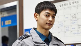 SHINee's MinHo Is A Cute Police Officer In The Drama 'Lovestruck In The City'