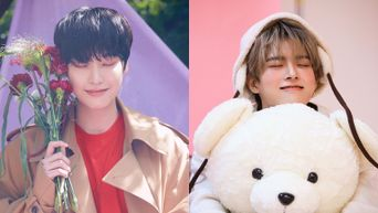 'Squirrel Appreciation Day' Reminds Us Of These 7 K-Pop Male Idols Who Resemble Squirrels