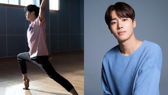 Find Out About Actor Chu YoungWoo Acting In BL Web Drama 'You Make Me Dance'