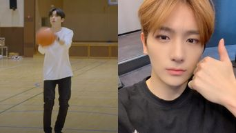 Fans Love To See THE BOYZ's HyunJae Play Basketball In Web Drama 'I Can See Your MBTI'