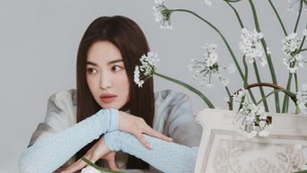 Song HyeKyo For Harper's BAZAAR Korea Magazine March Issue