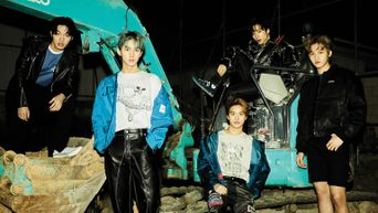 MCND To Appear On 'DAZED' For Their 1st Fashion Pictorial With Radiating Visuals