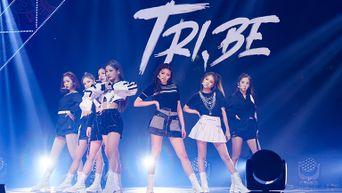 A New Girl Group, TRI.BE Makes Official Debut With 1st Single, 'TRI.BE Da Loca'