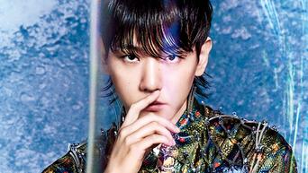 EXO's BaekHyun For W Korea Magazine March