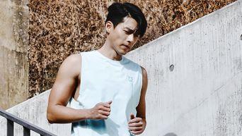 Hyun Bin For GQ Korea Magazine March Issue Behind Shooting Scene - Part 2