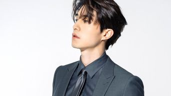 Lee DongWook For ARENA HOMME Magazine March Issue Behind Shooting Scene - Part2