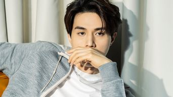 Lee DongWook For ARENA HOMME Magazine March Issue Behind Shooting Scene - Part3