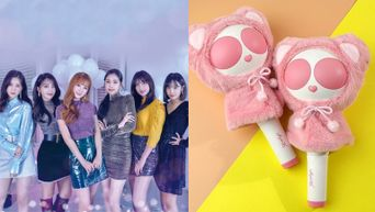 Apink Releases Adorable Lightstick Cape In Celebration Of Their 10th Anniversary