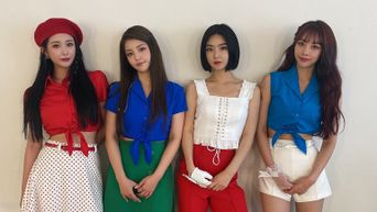 Brave Girls Is The Next K-Pop Group Known As 'Chart Reversal Queens' With 'Rollin'' Rising High On Music Charts