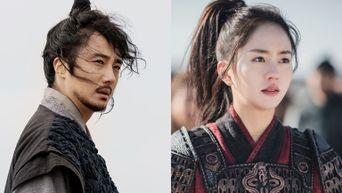10 Historical K-Dramas Of 2021