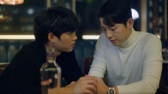 Fans Keep Talking About Song JoongKi & Kim SungCheol Remarkable Reunion In 'Vincenzo'