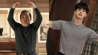 Park InHwan Gives A Must-Listen Life Lesson To Song Kang In 'Navillera'