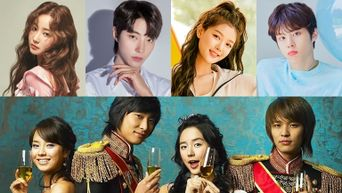 Kpopmap Readers Desired Cast For Remake Of Drama 'Princess Hours' [Vote Result]