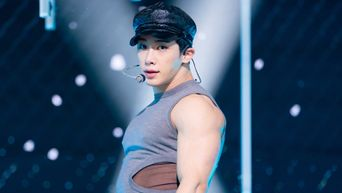 Find Out Which Body Part WonHo Would Choose To Do A Workout For 12 Hours Straight