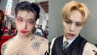 5 Male K-Pop Idols Who Charmed Fans With Their Smudged Lipstick