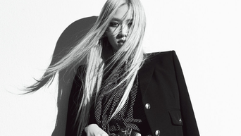 BLACKPINK's Rosé For W Korea Magazine May Issue