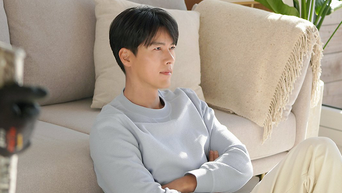 Hyun Bin, Commercial Shooting Behind-the-Scene - Part 1