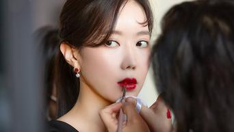 Im SooHyang, Photoshoot Behind-the-Scene