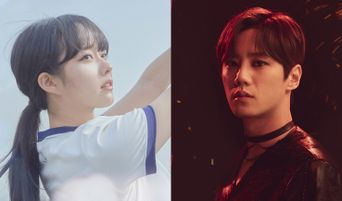 'Imitation' Character Posters & SHAX's Concept Photos Released For Upcoming Drama