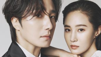 'Bossam: Steal the Fate' Lead Actors Jung IlWoo & YuRi Have A Photoshoot Filled With Chemistry