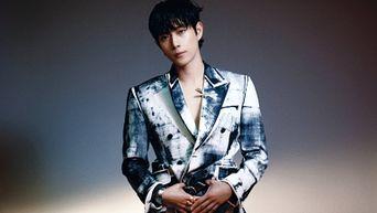Kim YoungDae For W Korea Magazine April Issue