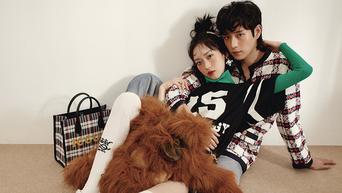 Kim YoungDae & Han JiHyun For W Korea Magazine May Issue