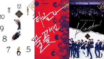 ATEEZ,BTOB,iKON,SF9,Stray Kids, & THE BOYZ Pick Their Favorite Fan Made Posters