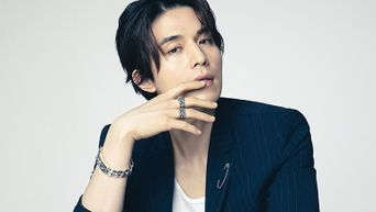 Lee DongWook For ELLE Korea Magazine April Issue (+Behind Shooting Scene)