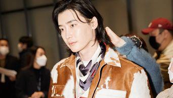 Lee JongSuk in 'Seoul Fashion Week' Behind-the-Scene - Part 1