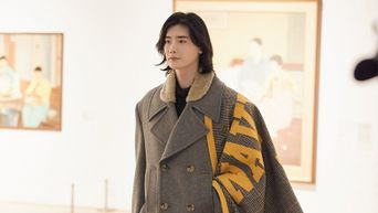 Lee JongSuk in 'Seoul Fashion Week' Behind-the-Scene - Part 2