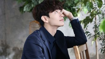 Lee MinKi, Drama Poster Shooting Of 'Oh! Master' Behind-the-Scene