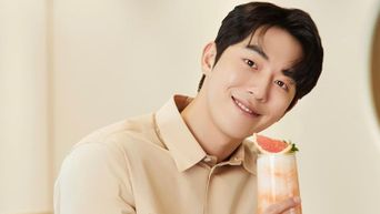 'A Twosome Place' Releases New Soft Pictures Of Nam JooHyuk For Spring Season