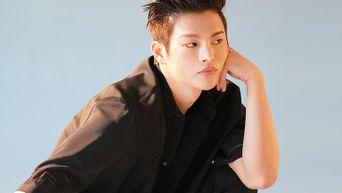 Seo InGuk For ELLE Korea Magazine April Issue Behind Shooting Scene - Part 2