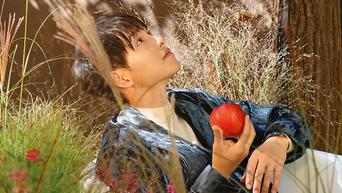 Song JoongKi, Photoshoot Behind-the-Scene