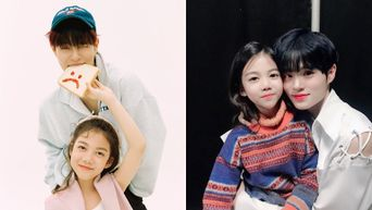 AB6IX's DaeHwi Appears On 'Allure' Magazine With Adorable Niece